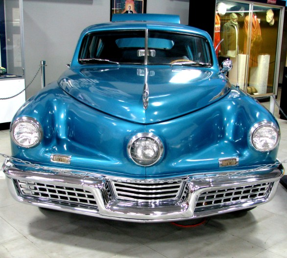 "While dubbed ""Tucker Torpedo"" during production no 'Torpedoes' were produced."