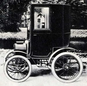 1899 Renault Type B Coupe