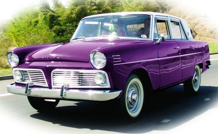 1971 Aero (Ford made)