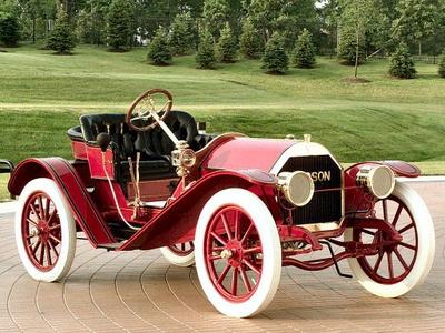 1909 Hudson Roadster