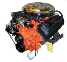hemi wedge engine