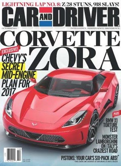 mid engine corvette zora