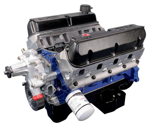 Ford Racing 363 C.I.D. 500 HP Boss Crate Engines
