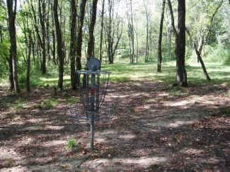 Moraine Lakeview Hole 4