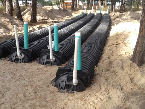 On Site Wastewater Treatment Systems  - Aver Contracting