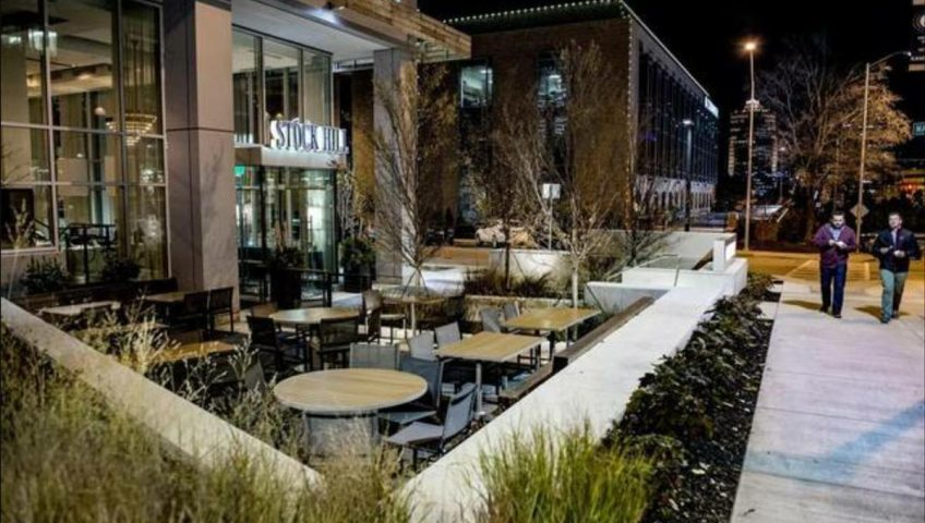 Stockhill Steakhouse - Kansas City, KS (Restaurants) Construction Project Management by Aver Contracting