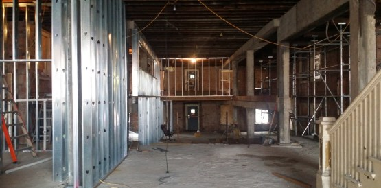 structural applications - wood framing