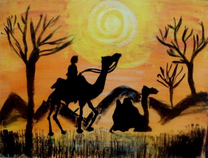 camel-ride-garima-mishra-tiwari