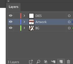 Adding white ink to labels using Illustrator
