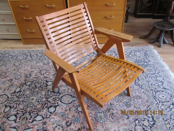 Probate Valuation Windsor REX Chair