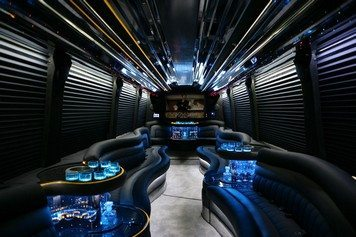 San Diego Party Bus 40 Passenger Limo Bus Services San Diego Limo Service Rental LOWEST RATES