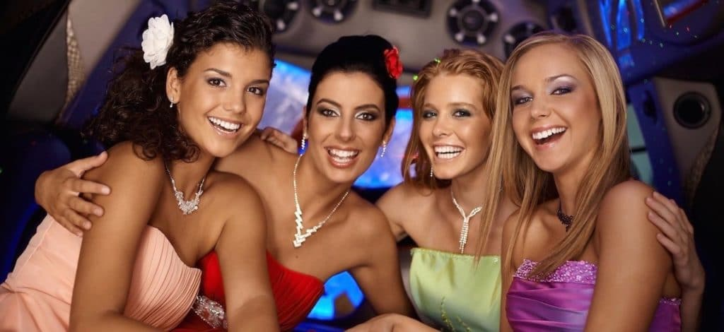 San Diego Prom Limousine Rental Services 2017 Party Buses