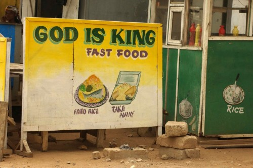 Closest Fast Food Joint