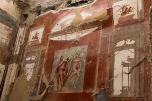 herculaneum ercolano fresco