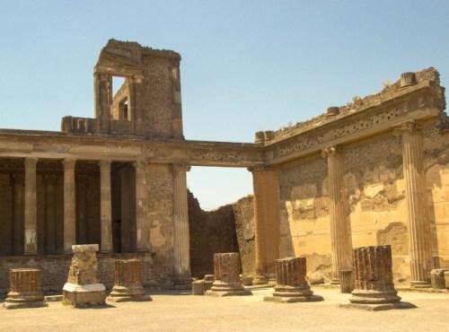 pompeii architecture