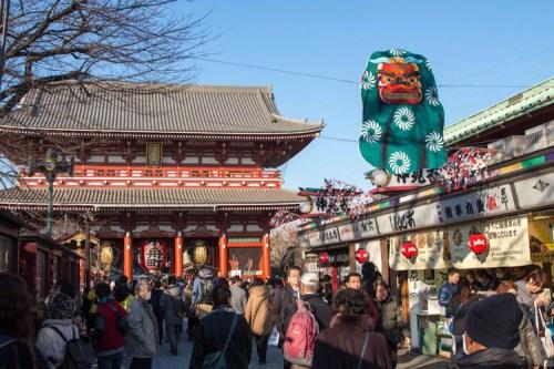 Tokyo Senjosi Temple