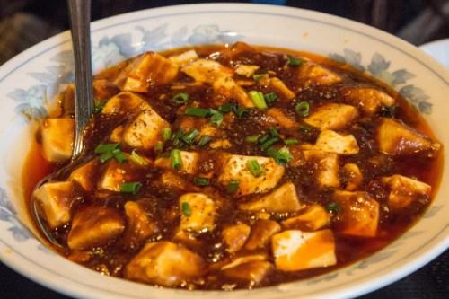 Tokyo Spicy Bean Curd