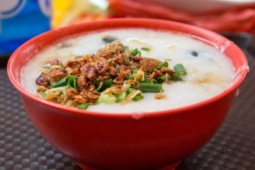 singapore zhen zhen fish porridge