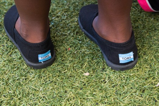 cape town toms shoes one for one