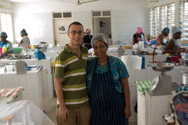ghana flair cooking school teacher