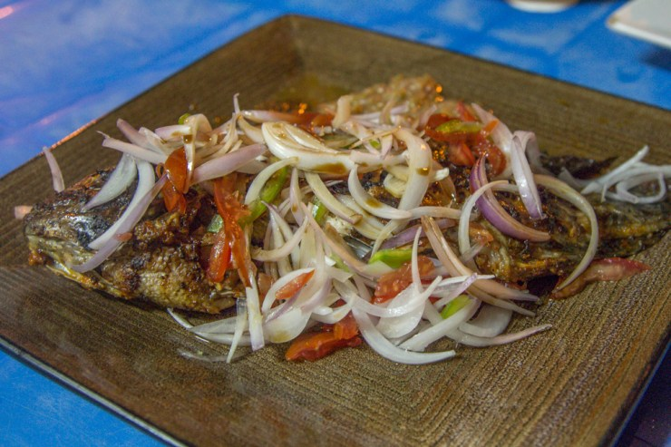 ghana grilled tilapia