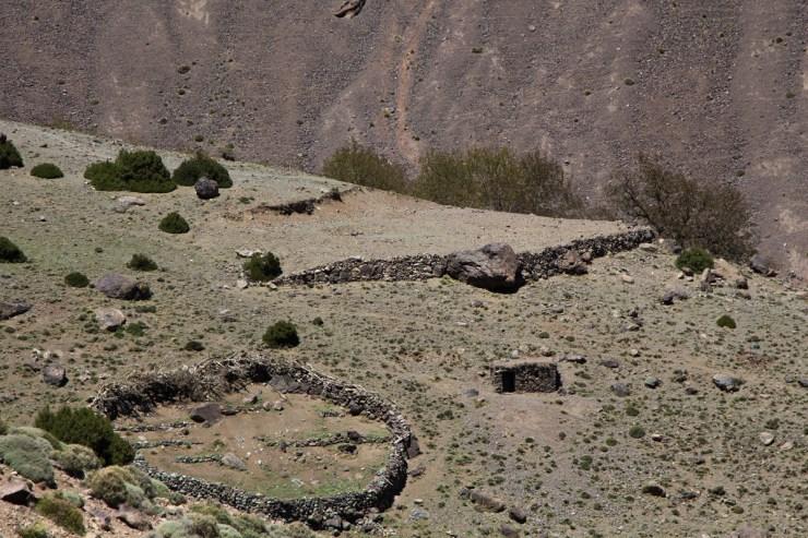 morocco atlas mountains nomad camp