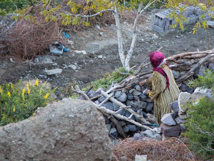 morocco berber village life
