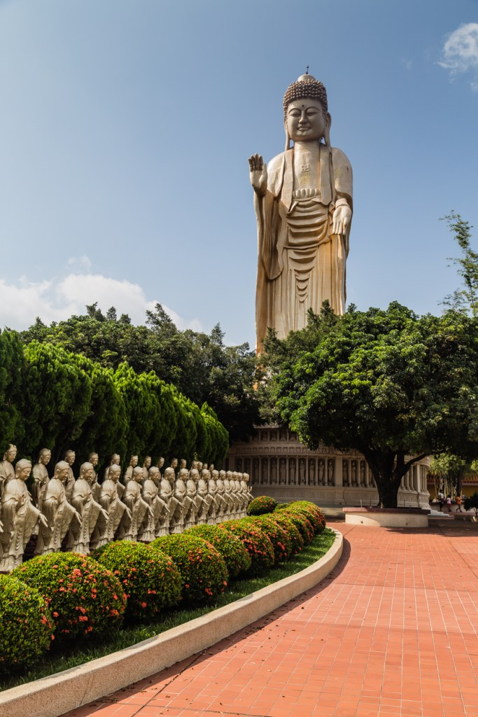 Fo Guang Shan Great Buddha