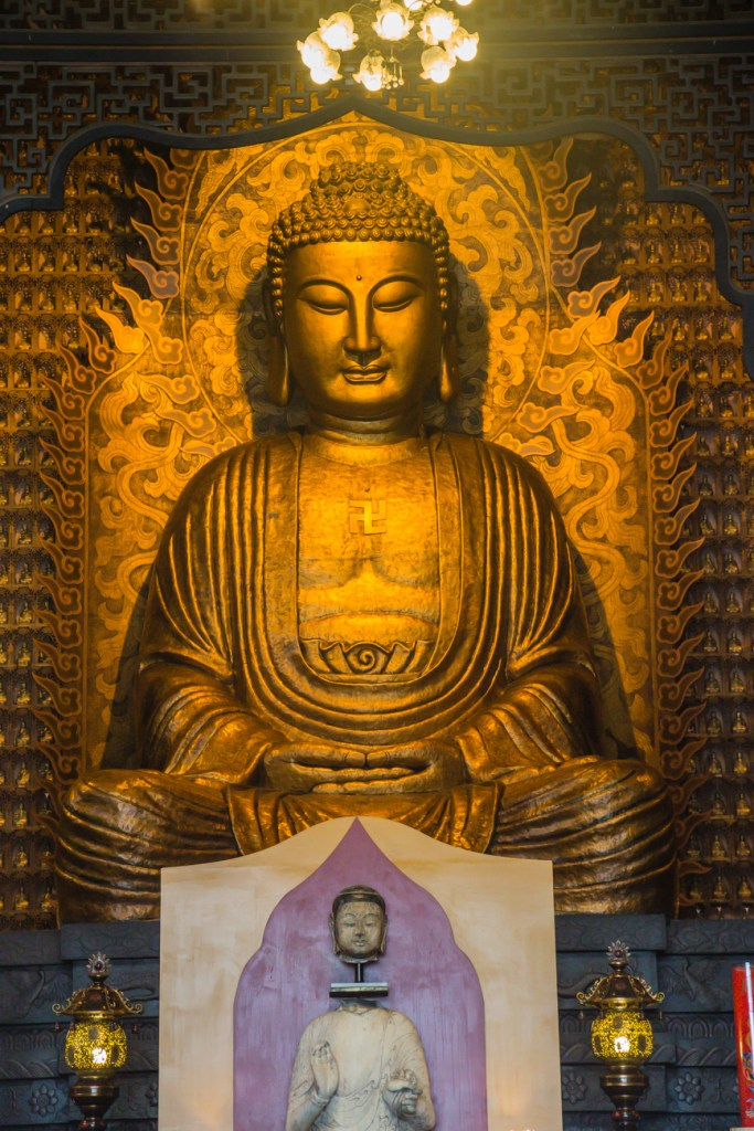 Fo Guang Shan Stolen Head and Body Reunited