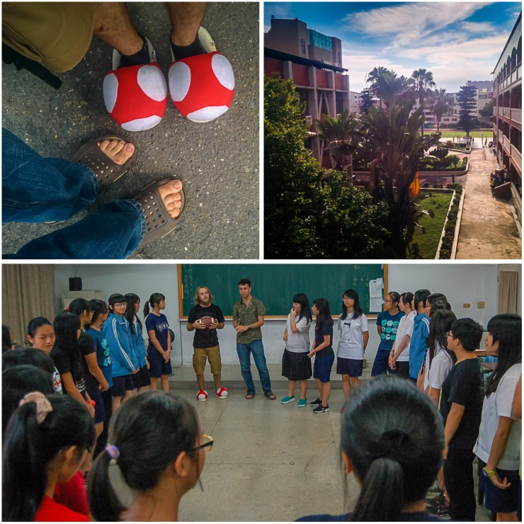 Tainan Girls Senior High School Collage