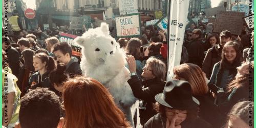Rentrée climatique : Grève pour le climat (#ClimateStrike) à Paris – La Défense le vendredi 20 septembre 2019