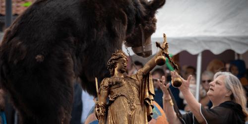 Justice pour les ours Micha, Bony, Glasha et les animaux détenus par les Poliakov