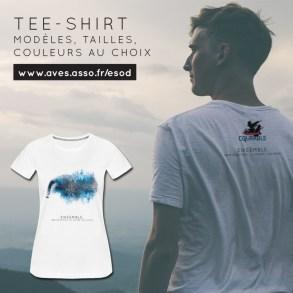 Tee-shirt Blaireau