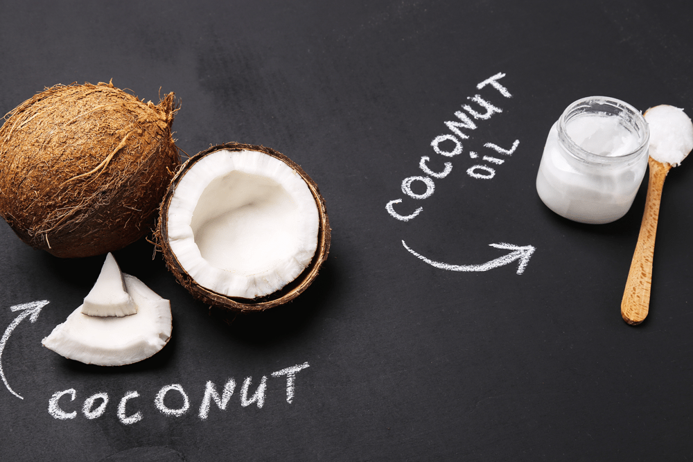 MAGIC BENEFITS OF COCONUT OIL FOR SKIN