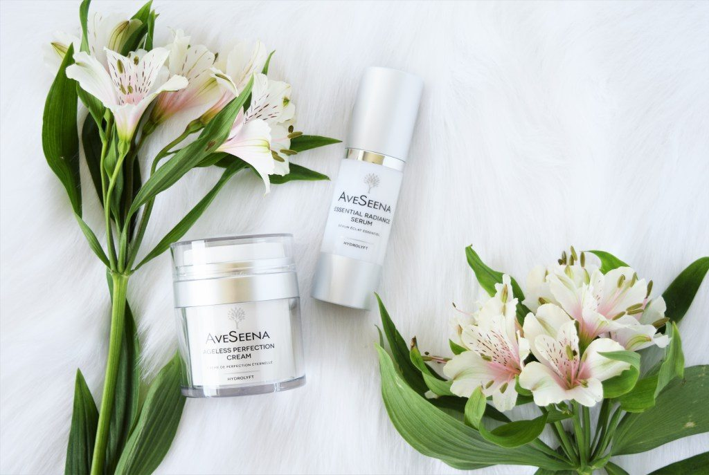 Aveseena ageless perfection cream skin care review