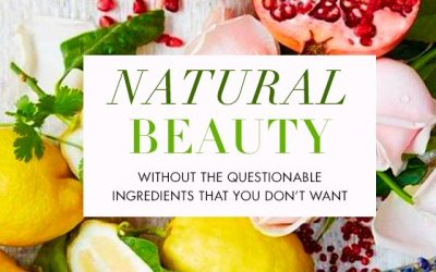 Why We Love Natural Beauty (You Should, Too!)