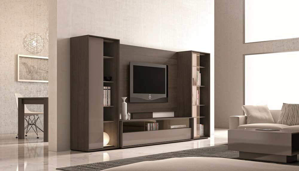 Modern TV Unit SJ220 Wall Units