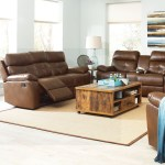Reclining Leather Sofa And Loveseat Set Co91 Traditional