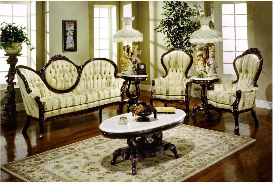 Sofa Provincial 6062 Baroque Sofas
