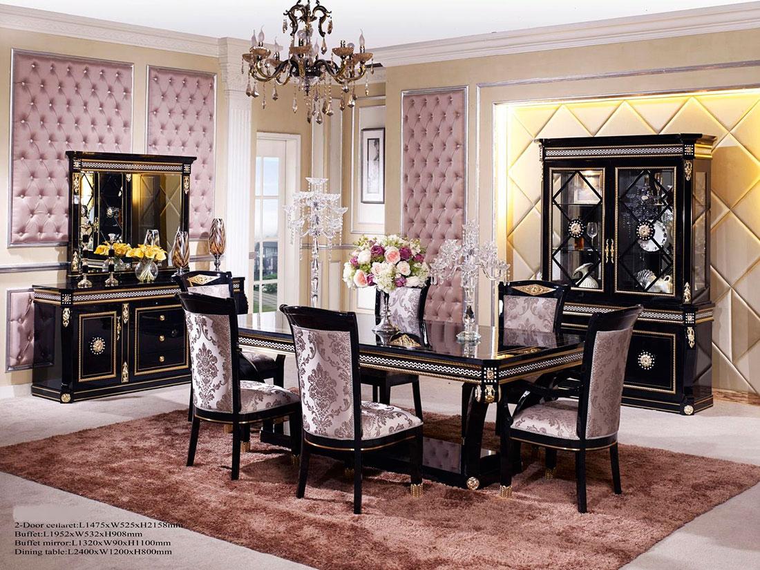 Modern Italian Dining Room Chairs