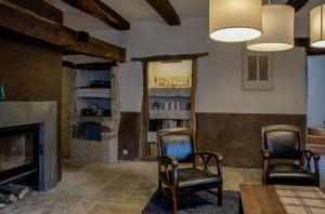 Salon gîte de charme en Aveyron