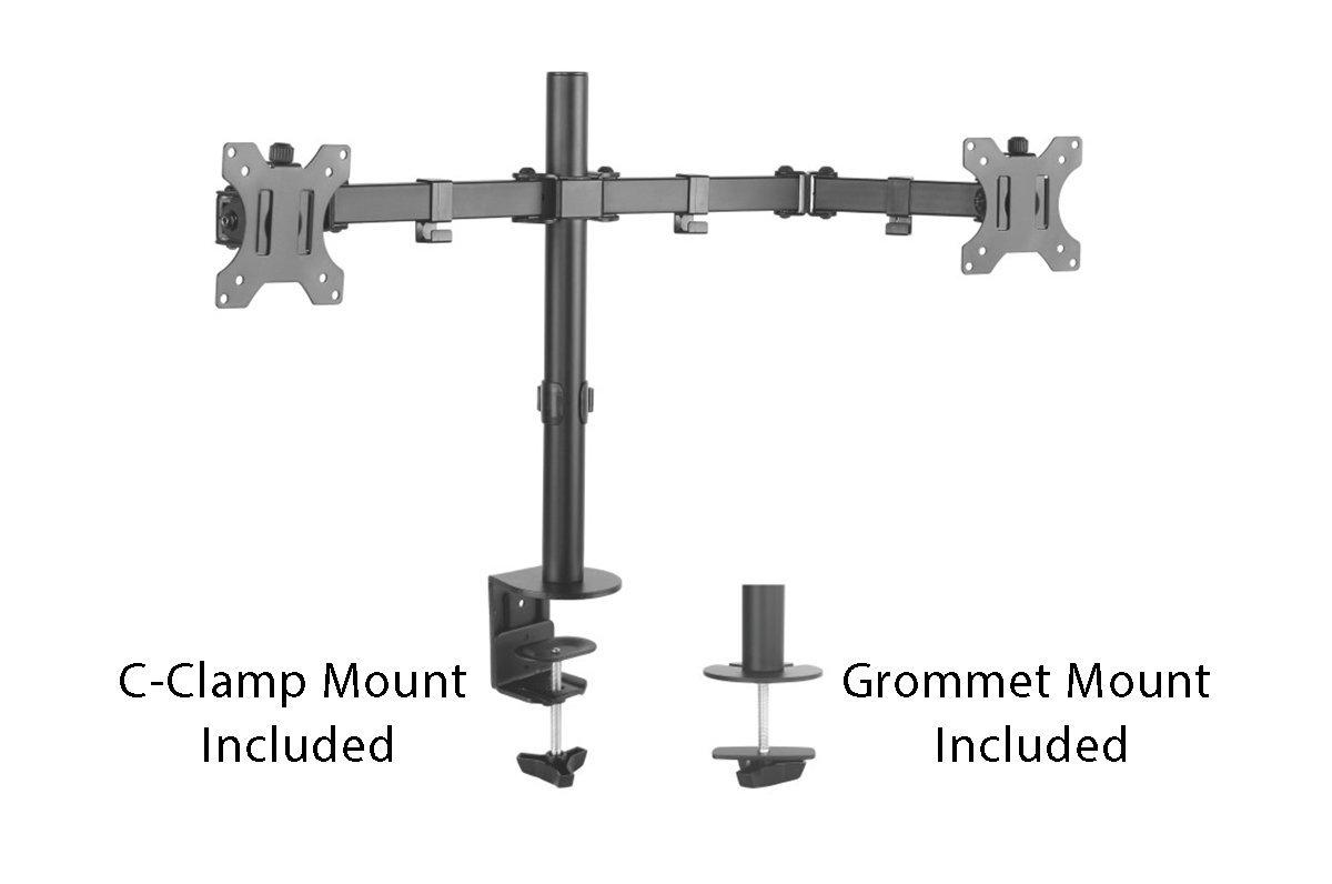 Boost Industries Universal Dm Ex20 Dual Arm Monitor