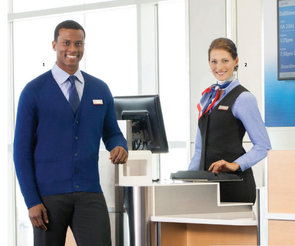 American Airlines Introduces New Uniforms Avgeekery Com