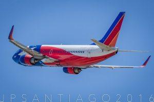 """""""Southwest 8500, contact Departure......."""""""