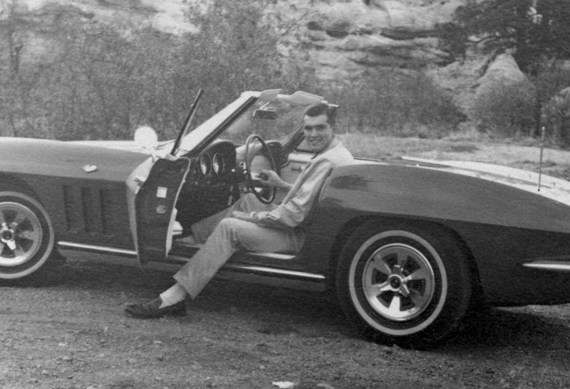 Lance Sijan Corvette