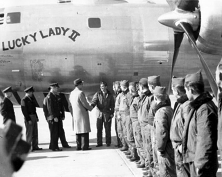 Lucky Lady II: The B-50 That Flew The First Non-Stop Around-The-World Flight