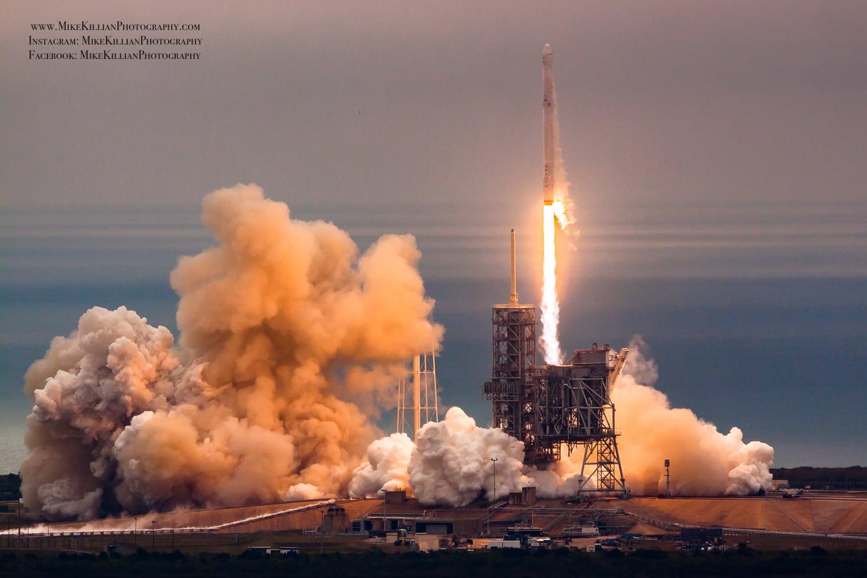 Elon Musk is putting his personal Tesla into Mars' orbit
