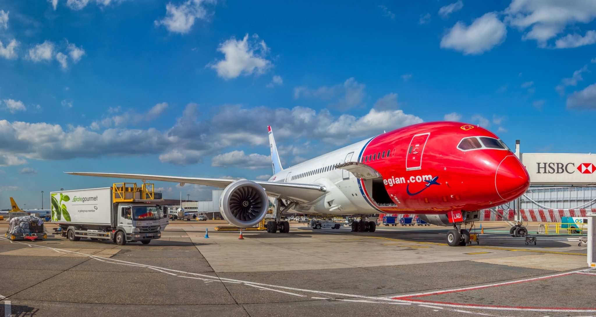 Norwegian to serve Chicago and Austin from Gatwick