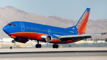 Southwest Airlines Retires Lone Star One, One Of Its First