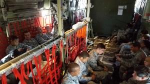 C-130 Interior